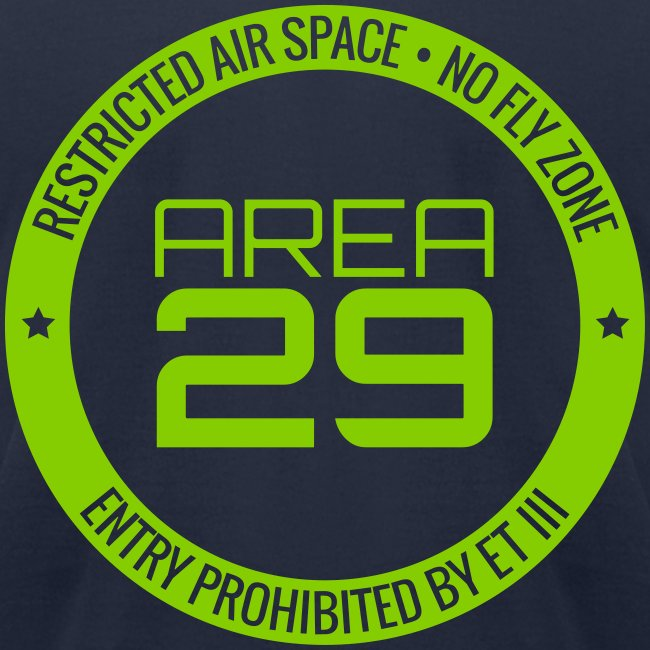 Slim Fit Area 29: No Fly Zone