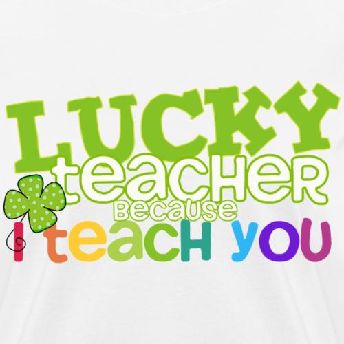 Lucky Teacher St. Patrick's Day