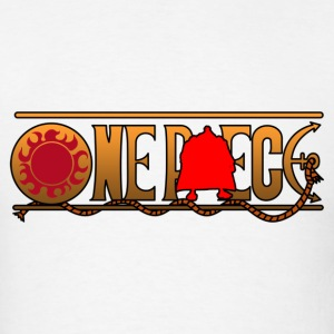 one piece logo jinbe sun pirates - Men's T-Shirt