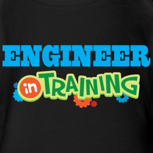 Kids Future Engineer Baby & Toddler Shirts - Short Sleeve Baby Bodysuit