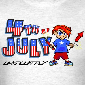 4th Of July Party T-Shirts - Men's T-Shirt