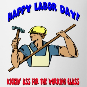 Happy Labor Day Bottles & Mugs - Coffee/Tea Mug