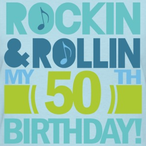 50th Birthday Rock & Roll Women's T-Shirts - Women's T-Shirt