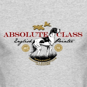 pointer absolute class Long Sleeve Shirts - Men's Long Sleeve T-Shirt by Next Level