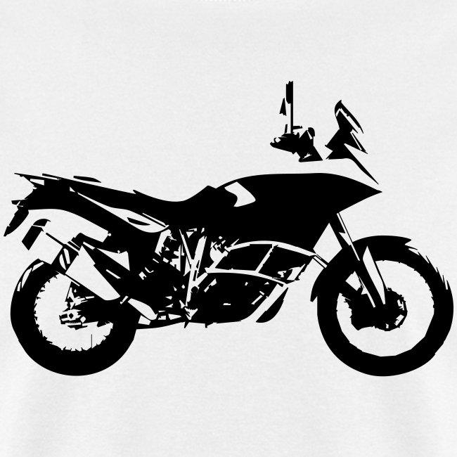 """1190 Adventure On"" - Black Logos"