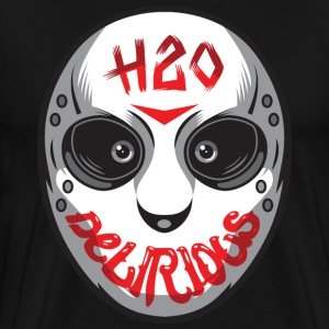 H20 Scary Mask T-Shirts - Men's Premium T-Shirt