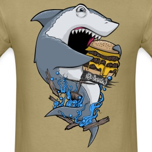 Shark H20 T-Shirts - Men's T-Shirt