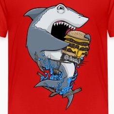 Shark H20 Delirious Kids' Shirts