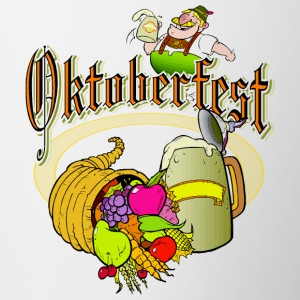 Oktoberfest Bottles & Mugs - Contrast Coffee Mug