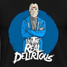 The Real Delirous Man H20 T-Shirts