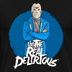 The Real Delirous Man H20 T-Shirts - Men's Premium T-Shirt