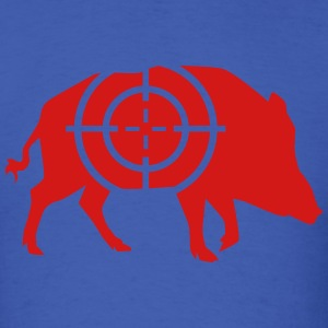 Wild boar T-Shirts - Men's T-Shirt
