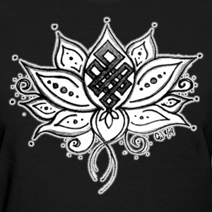 Endless Lotus Women's T-Shirts - Women's T-Shirt
