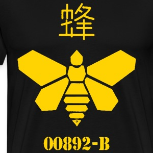 PHENYLACETIC ACID BEE T-SHIRT - Men's Premium T-Shirt
