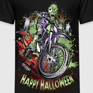 MX Dirt Bike Halloween Baby & Toddler Shirts - Toddler Premium T-Shirt