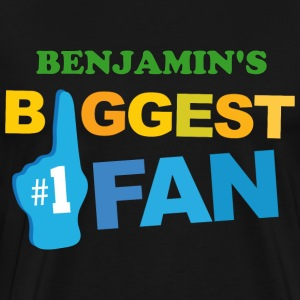 Sports Biggest Fan T-Shirts - Men's Premium T-Shirt