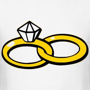 Rings T-Shirts - Men's T-Shirt