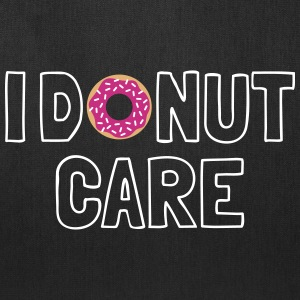 i donut care Bags & backpacks - Tote Bag