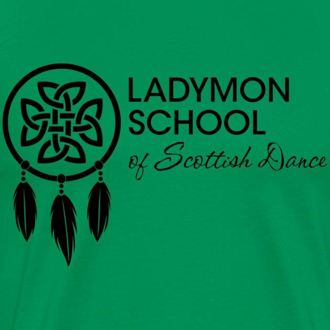 Unisex Ladymon Logo Shirt