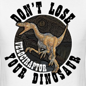Step Brothers Velociraptor T-Shirts - Men's T-Shirt