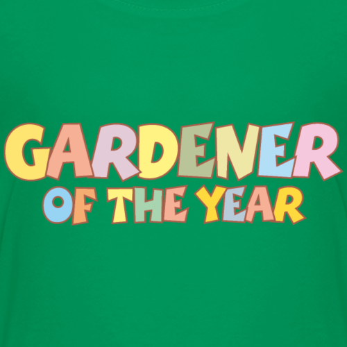 Gardener of the Year Colors
