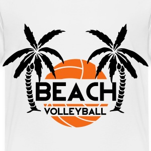 Beach Volleyball Baby & Toddler Shirts - Toddler Premium T-Shirt