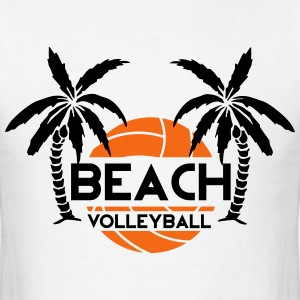 Beach Volleyball T-Shirts - Men's T-Shirt