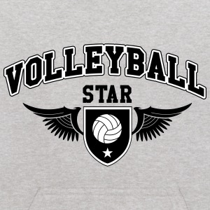 Volleyball star Sweatshirts - Kids' Hoodie