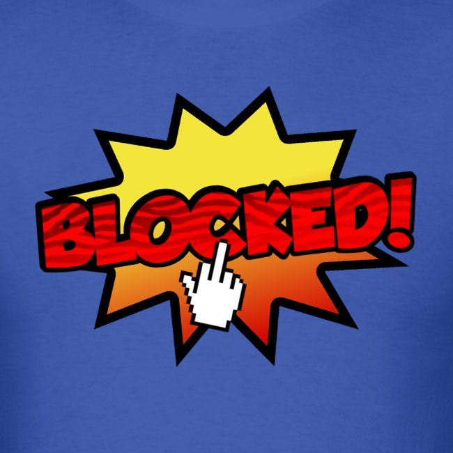 BLOCKED!