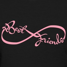 Best friends forever Women's T-Shirts