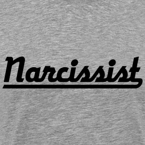 Narcissist T-Shirts - Men's Premium T-Shirt