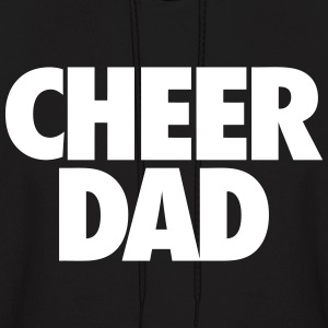 Cheer Dad Hoodies - Men's Hoodie