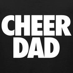 Cheer Dad Men