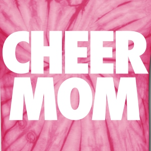 Cheer Mom T-Shirts - Unisex Tie Dye T-Shirt