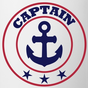 Captain mug sailing - Coffee/Tea Mug