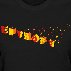 Entropy T-Shirts - Women's T-Shirt