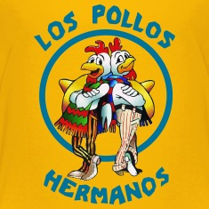 Los Pollos Hermanos_V1 & N2 Kids' Shirts