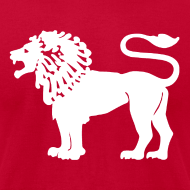 Design ~ Lion Stands Strong