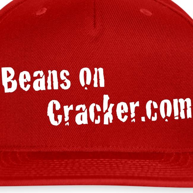 Beans on Cracker Hat