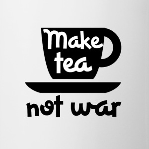 Make tea not war - Coffee/Tea Mug