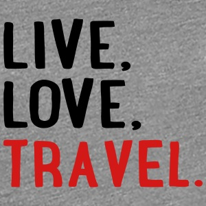 travel Women's T-Shirts - Women's Premium T-Shirt