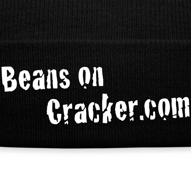 Beans on Cracker Beanie