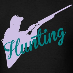 hunting1 T-Shirts - Men's T-Shirt