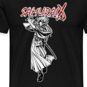 The swordsman - Men's Premium T-Shirt