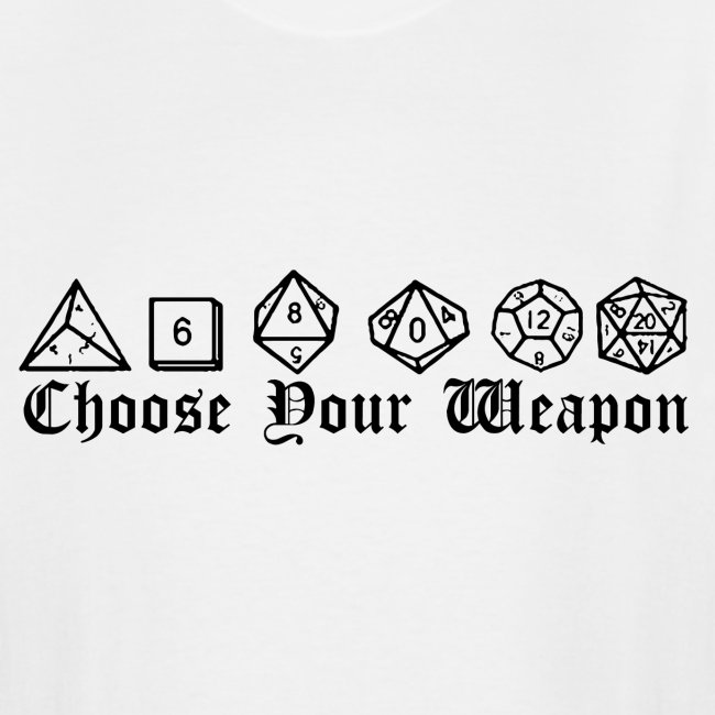 Choose Your Weapon 2