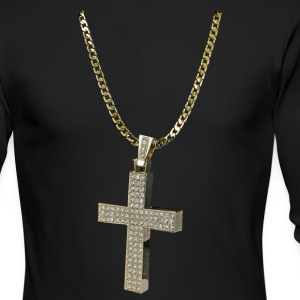 GOLD CHAIN Long Sleeve Shirts - Men's Long Sleeve T-Shirt by Next Level