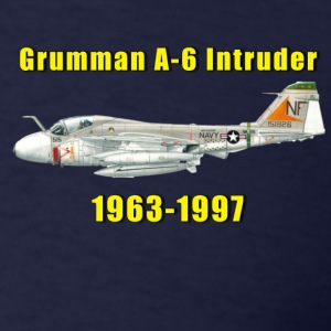 Grumman A-6 Intruder US Navy Shirt - Men's T-Shirt
