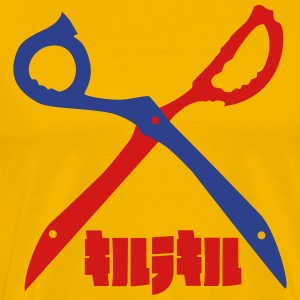 Kill La Kill Scissors T-Shirts - Men's Premium T-Shirt