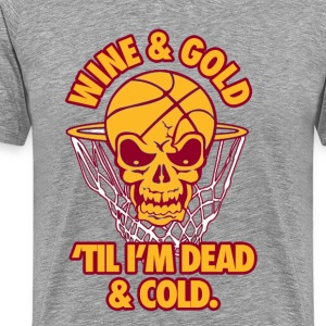 Wine & Gold T-Shirts - Men's Premium T-Shirt