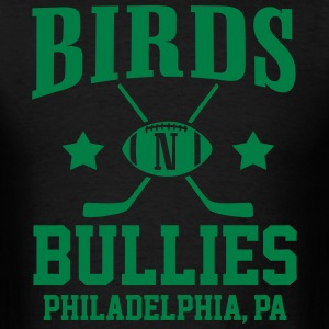 Birds N Bullies T-Shirts - Men's T-Shirt